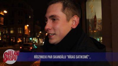 """Interesanti: Rīdzinieku domas par skandālu """"Rīgas Satiksmē"""""""