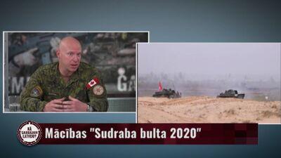"""NATO kaujas grupas Latvijā komandieris pulkvežleitnants Trevors Nortons: """"Mēs esam labi sagatavoti"""""""