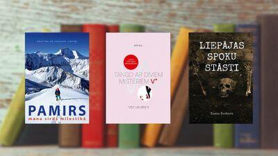 Grāmatas, ko iesaka Gunita Lagzdiņa