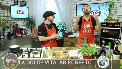 28.08.2017 La Dolce Vita. Ar Roberto 2. daļa