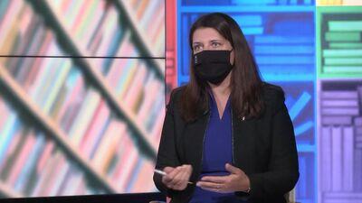 Inga Vanaga komentē kāda pedagoga vēlmi inficēties ar Covid-19