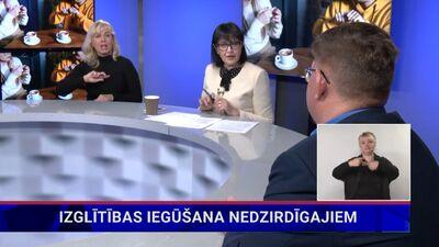 Vorslovs: Šobrīd Latvijā ir 3 specializētās skolas bērniem ar dzirdes traucējumiem