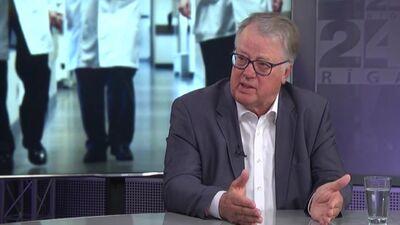 """""""Ja ir solīts, tad ir jāizpilda"""" - Guntis Ulmanis komentē mediķu algu likumu"""