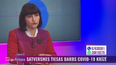 Osipova: Ieslodzīto tiesību aizsardzība ir īpaši jūtīgs jautājums Latvijā
