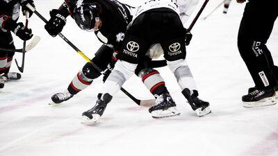 Vai turpinās sarunas par ierobežotu skatītāju skaitu hokeja čempionāta spēlēs?