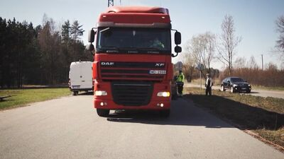Kāds ir transportlīdzekļu tehniskais stāvoklis uz Latvijas ceļiem?