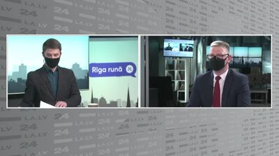 Vilnis Ķirsis komentē Rīgas domes darbinieku atalgojumu apmēru