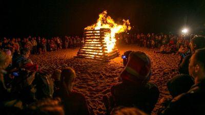 Partijām nepieciešama psihoterapija, Gobzems aicina tikties pie ugunskura!