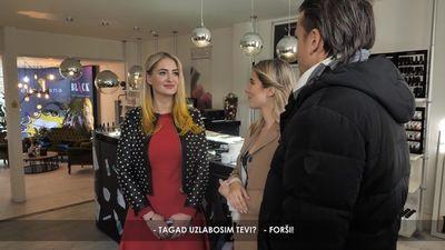 Kā uzņēmēja Kintija Beļska iepazinās ar savu biznesa partneri Moniku?