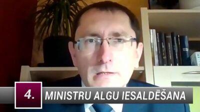 Satiksmes ministrs par nodarbināto skaita samazināšanu Civilās aviācijas aģentūrā