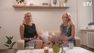 Gunta Baško par sajūtām kļūstot par mammu vecumā pēc trīsdesmit
