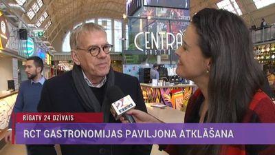 09.02.2019 RCT Gastronomijas paviljona atklāšana 2. daļa