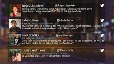 Tvitersāga: Kāda ir Latvijas attieksme?