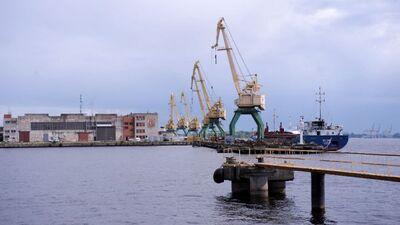 Klauss: Kuģi negrib braukt uz Ventspils ostu, jo baidās no sankcijām