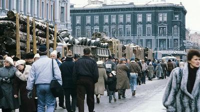 Kā tika celtas un aizstāvētas barikādes?