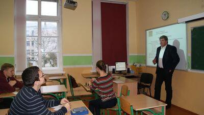 Голубева: В малых школах ученики получают не высокий стандарт образования