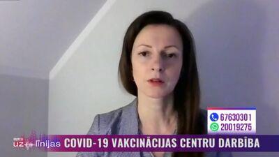 Cik cilvēku šobrīd ir pieteikušies vakcinācijai pret Covid-19?