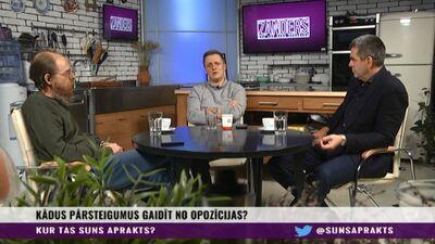 """Vai būs jauni projekti, kuri pretendēs uz """"Saskaņas"""" daļu Latvijas politikā?"""