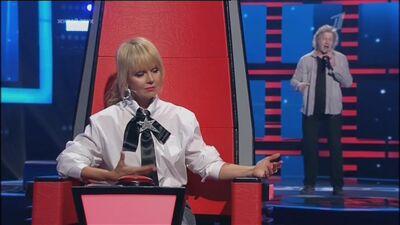 Одно из самых душевных выступлений шоу - Юрий Шиврин с песней «My Way»