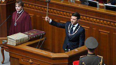 Stepaņenko: Ukrainu nevajag uztvert kā mazu bērnu