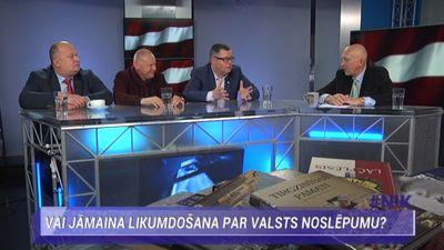 09.12.2018 Nacionālo interešu klubs 2. daļa