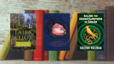 Grāmatas, ko iesaka Aija Mikele