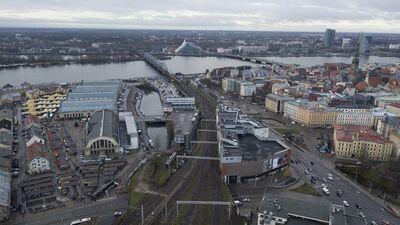 Burovs: Rail Baltica ir gadsimta projekts