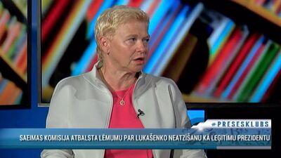 Brokāne: Uzņēmējam svarīga ir nodokļu sistēma, bet Latvijā tā nav prioritāra
