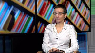 """Iveta Benhena-Bēkena par situāciju partijā """"KPV LV"""""""