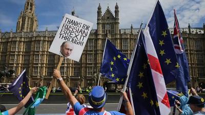 Vai Krievija iejaukusies Brexit referendumā?