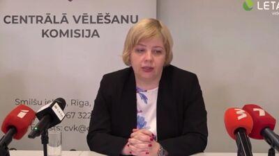 Speciālizlaidums: CVK preses konference par Rīgas domes vēlēšanu norises kārtību
