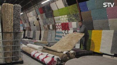 Kādu paklāju izvēlēties savam mājoklim?