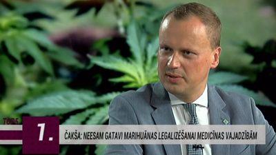 Tavars: Daudziem slimniekiem ir nepieciešama marihuāna, lai remdētu šausmīgās sāpes