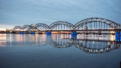 """Burovs: Šobrīd svarīgākais Rīgas attīstības plāns ir """"Rail Baltica"""""""