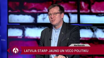 Kossovičs: Mēs visi Latvijā esam viena rokas stiepiena attālumā
