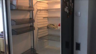 Ērkšķu meitenēm attīrīšanās diena - ledusskapis tukšs!