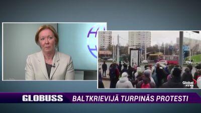 Moora: Ar ekonomiskām sankcijām pret Baltkrieviju  ir jābūt ļoti uzmanīgiem