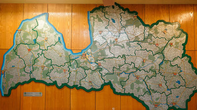 Gaidāmo reģionālo reformu Grigule vērtē pozitīvi