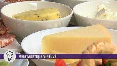 Vai zināji, kā Jāņu siers atšķiras no ķimeņu siera?