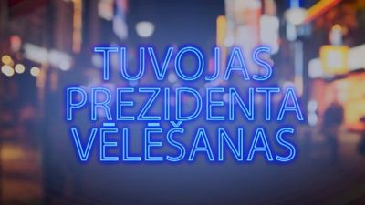 Tvitersāga: Tuvojas prezidenta vēlēšanas