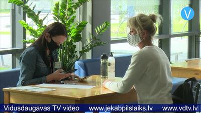 Iepriekšējā balsošana topošajā Jēkabpils novadā