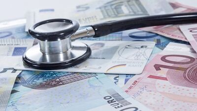 """Viedoklis: Veselības aprūpes nozarei jādarbojas pēc principa """"nauda seko pacientam"""""""