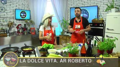 14.07.2017 La Dolce Vita. Ar Roberto 2. daļa