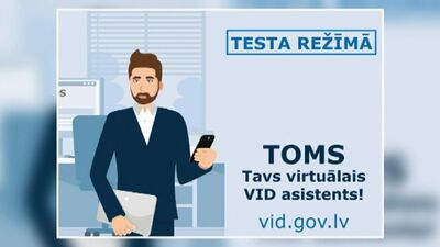 Kā radās ideja veidot VID virtuālo asistentu?