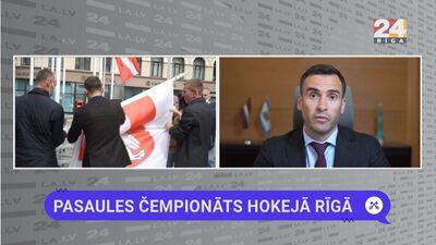 Mārtiņš Staķis komentē Latvijas diplomātu izraidīšanu no Baltkrievijas