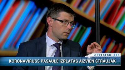 Zeps: Ar mūsu Covid-19 veiksmes stāstu ir izdevies piesaistīt potenciālo investoru uzmanību