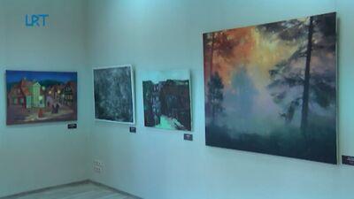 """Preiļos pasniegta 2021. gada """"Jāzepa Pīgožņa balva Latvijas ainavu glezniecībā"""""""