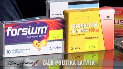 Ideja samazināt zāļu cenas ir absolūti murgaina, uzskata Bundulis