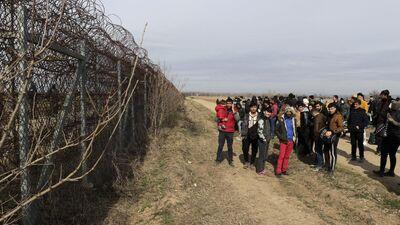Tas ir sauciens pēc solidaritātes - Dālderis par Turcijas robežas atvēršanu