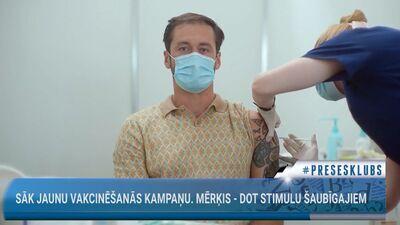 """""""Tas klips ir abšaubāmi divdomīgs!"""" Viedoklis par jaunās vakcinācijas kampaņas videoklipu"""